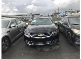 El mas equipado Chevrolet Impala