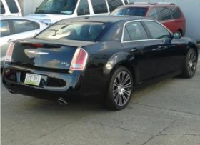 Espectacular Chrysler 300 S 2013