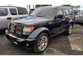 Espectacular Dodge Nitro RT 08′ desde 199m