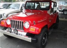 Espectacular Jeep Rubicon del 96 como nuevo