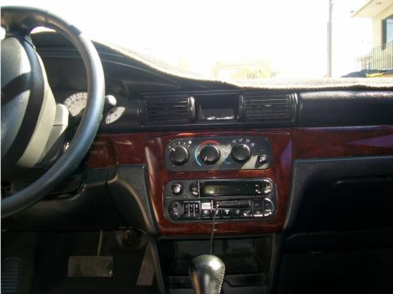 Excelente Dodge  STRATUS RT 2002 Turbo Factura Original