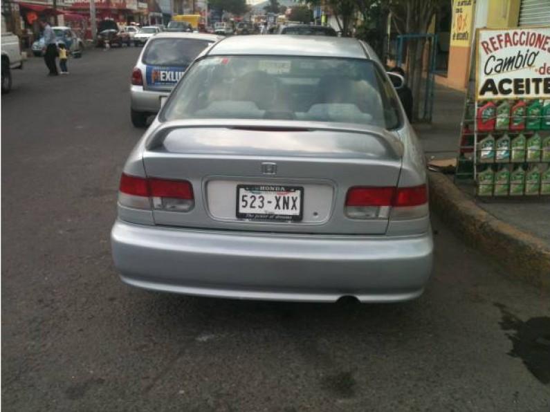 Excelente Honda Civic Coupe Aut 1999