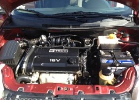 Excelente y económico Chevrolet Aveo 2011