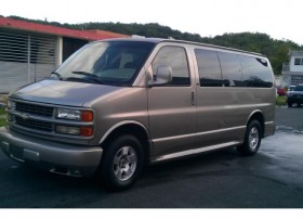 Express Van 2002 solo 64k millas 6700