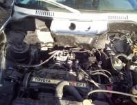 Fíat fiorino 1997 automatica con motor de corola 5
