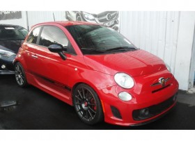 FIAT 500 ABARTH 2014 TURBO
