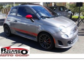 FIAT 500 ABARTH TURBO 2012