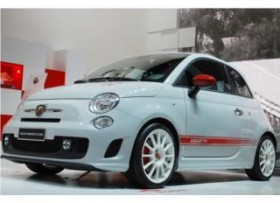 FIAT ABARTH TURBO BLANCO