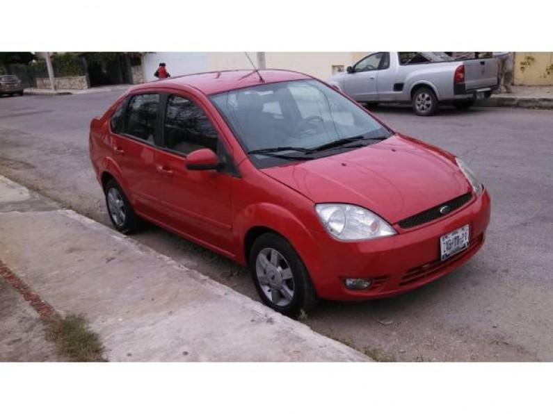 Fiesta Sedan 2006 Trend Aut Rines Equipado Acepto Cambio
