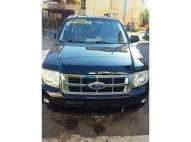FORD ESCAPE 2009 EXCELENTES CONDICIONES