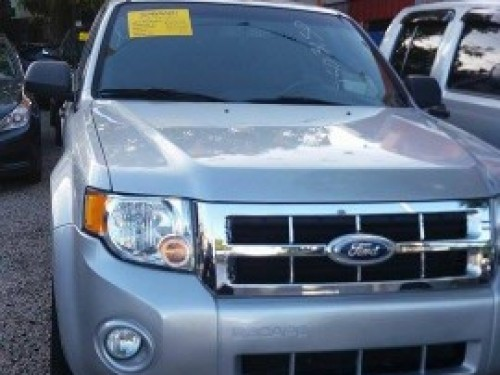 FORD ESCAPE 2011, LA XLT, RECIEN IMPORTADA