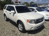 FORD ESCAPE XLT 2010 COMO NUEVA