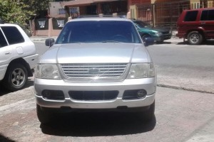 FORD EXPLORER 2002 GASOLINA