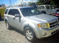 FORD escape gris plata 2011 importada