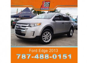 FORD EDGE 2013 PAGOS DESDE 244 MENS
