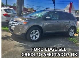 FORD EDGE SEL CREDITO AFECTADO OK