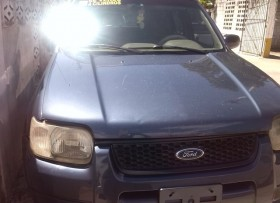 FORD ESCAPE 2001 AZUL