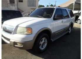 FORD EXPEDITION 2004 PIEL SROOF 2004