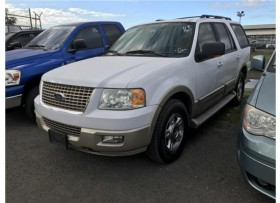 FORD EXPEDITION EDDIE BAUER 2005 EN SUBASTA