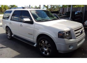 FORD EXPEDITION LIMITED 2007 4X2 LIQUIDACION