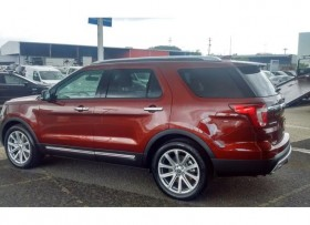 FORD EXPLORER LIMITED 2016 LA QUE BUSCABAS