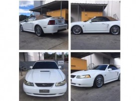 FORD MUSTANG 1999 CONVERTIBLE 5000
