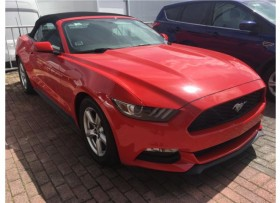 FORD MUSTANG 2016 CONVERTIBLE