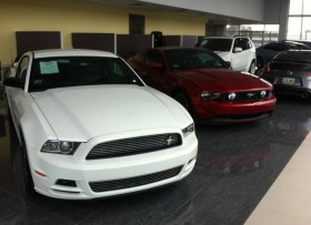 FORD MUSTANG CLUB OF AMERICA EDITION 2013