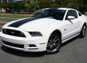 FORD MUSTANG GT 2013DEPORTIVO PODEROSO