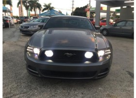 FORD MUSTANG GT 2014 STD SUENA BELLO