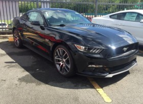 FORD MUSTANG GT 2016 PREMIUM PACKAGE
