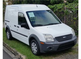 FORD TRANSIT CONNECT 2011 BLANCO