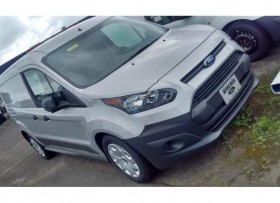 FORD TRANSIT CONNECT XLT SILVER CARGA LARGA