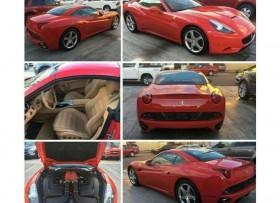 Ferrari California 2010 Convertible