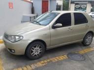 Fiat Palio 2005 dorado