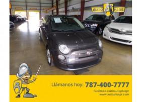 Fiat 500 2014 Â¡Como nuevo