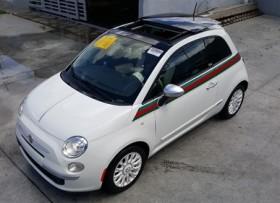Fiat 500 Gucci 2012