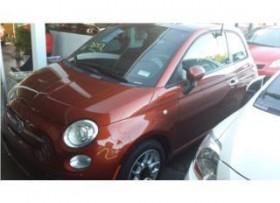 Fiat 500 con techo panoramico ven a verla