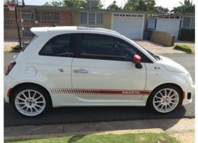 Fiat Abarth 2012