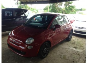 Fiat Pop 500 2012 STD