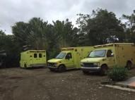 Ford E-350 Ambulancia 2007