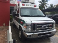 Ford E-350 Ambulancia 2009