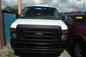 Ford Econoline E 250 2008
