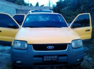Ford Escape 2001 Nitida