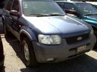 Ford Escape 2002 Buenas Condiciones