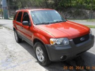 Ford Escape 2006 Full