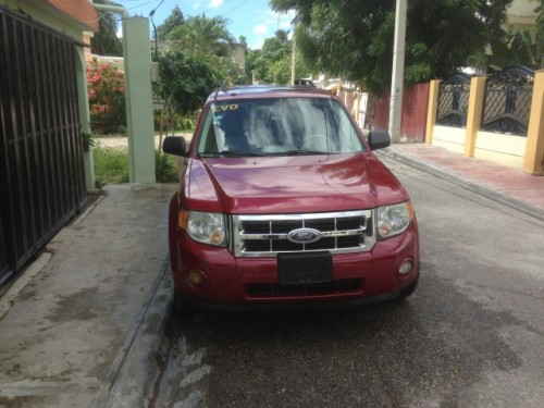 Ford Escape 2008 precio Negociable