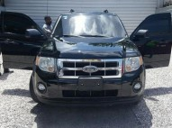 Ford Escape 2009 Xlt V4 Como Nueva CLEAN