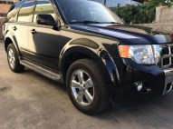 Ford Escape 2010 Negra