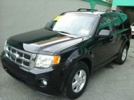 Ford Escape 2010 Negro XLT